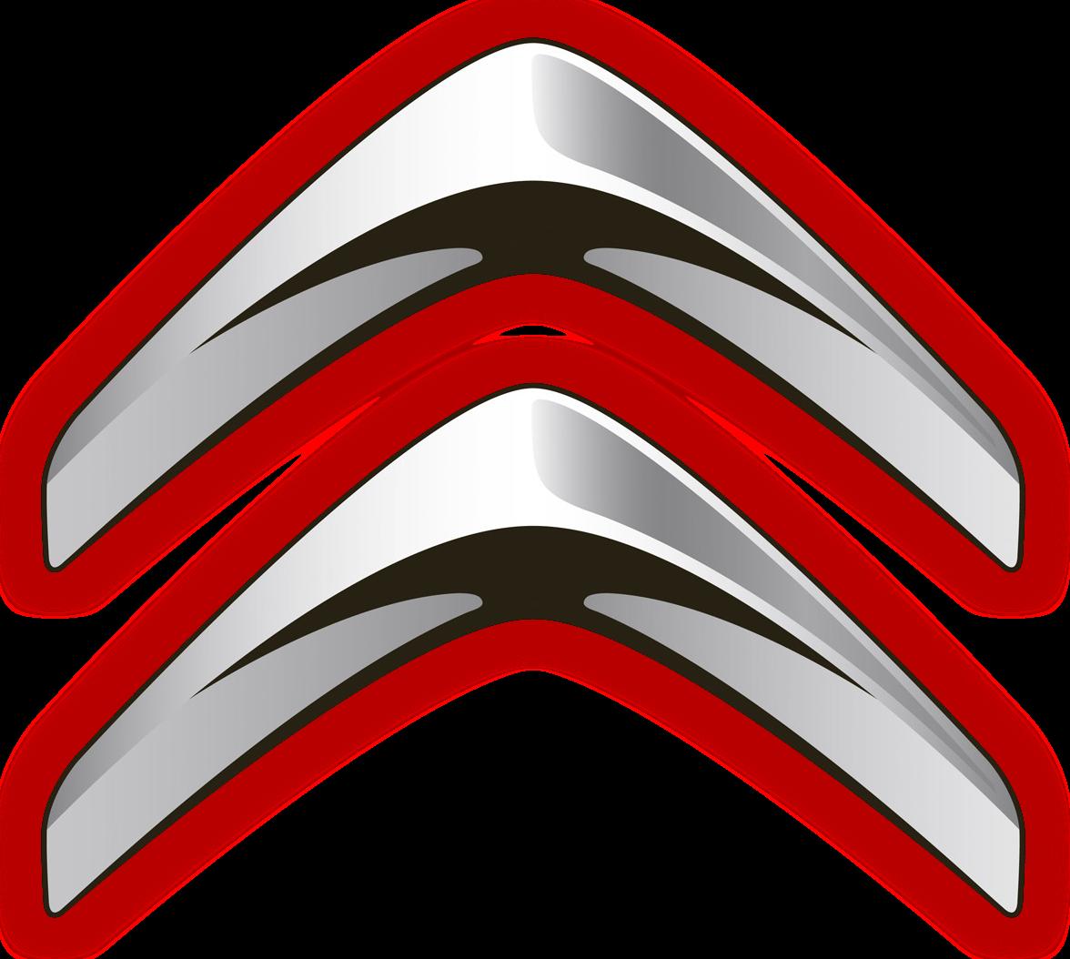 Citroen логотип PNG