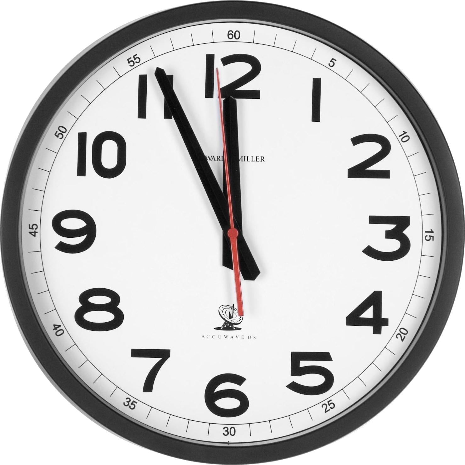 Часы PNG фото