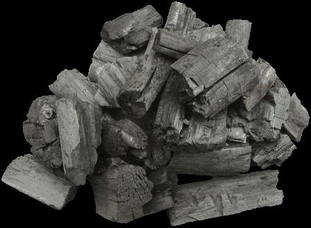Уголь PNG