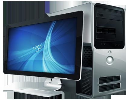 Компьютер PNG фото
