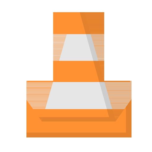 Оранжевый конус PNG