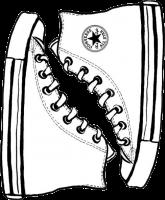 Converse кеды PNG