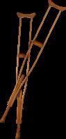 Костыли PNG