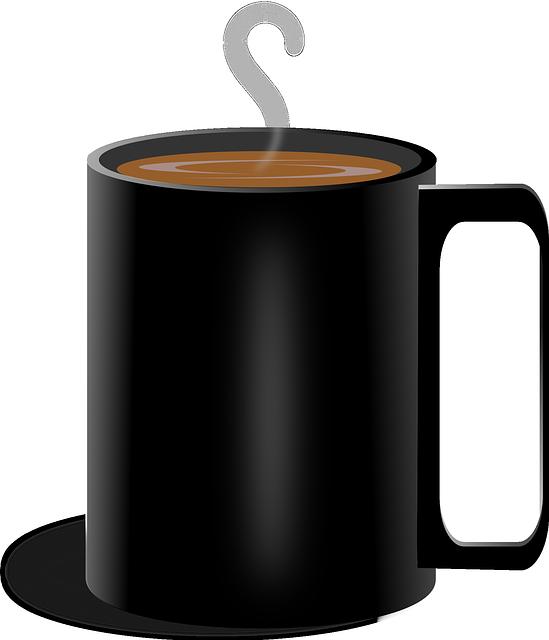 Кружка кофе PNG фото