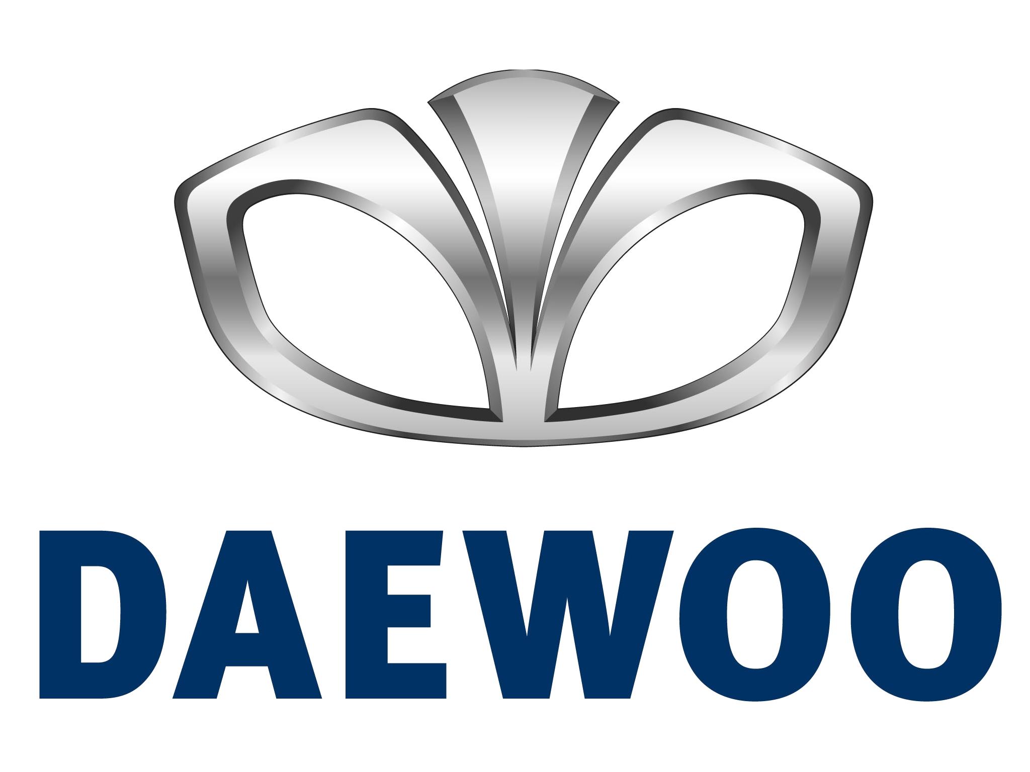 Daewoo логотип PNG