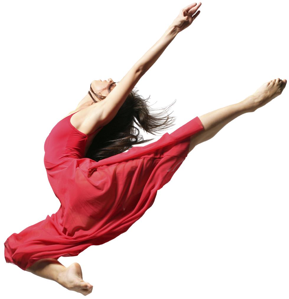 Танцор PNG