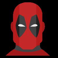 Vector Deadpool Logo Png Images