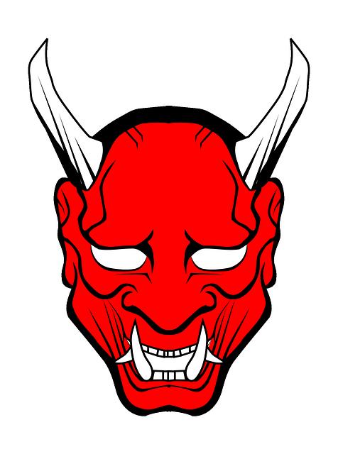 Демон PNG