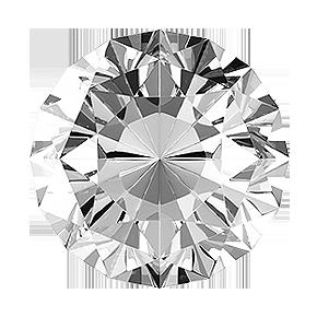 Белый бриллиант PNG фото