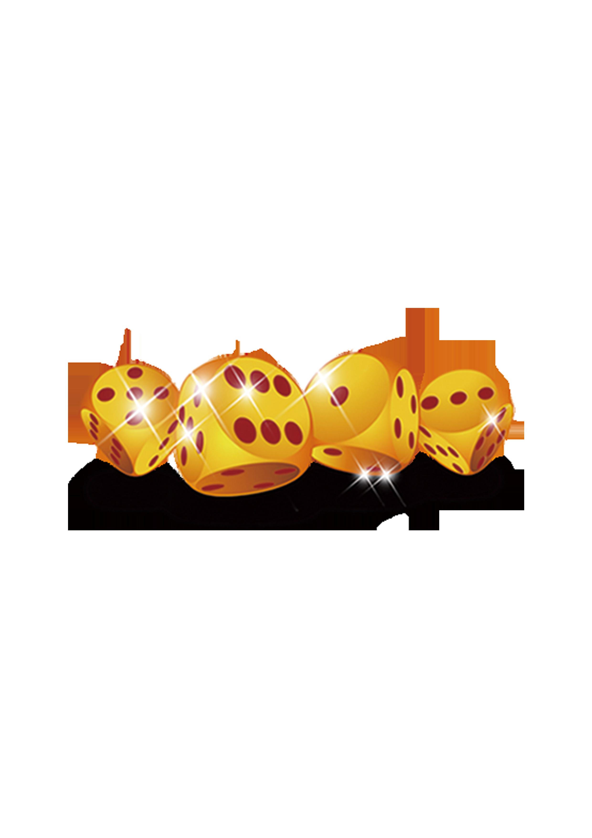 Игральные кости PNG