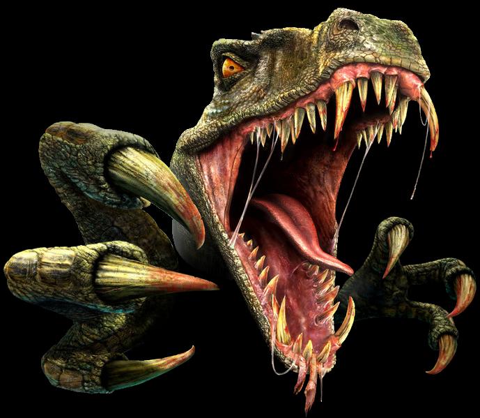 Картинки динозавров 3d