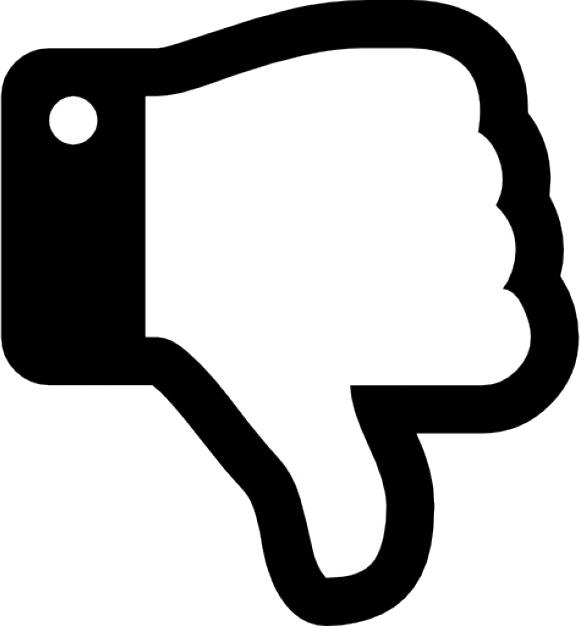 Dislike PNG image free Download
