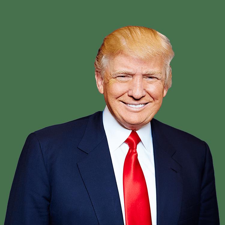 Дональд Трамп PNG