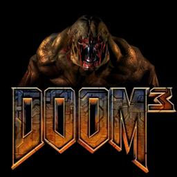 Doom логотип PNG