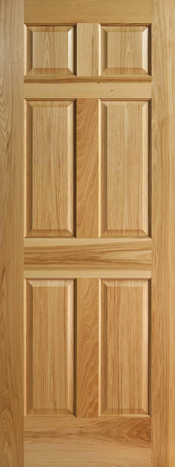 Door png for 6 panel interior wood doors