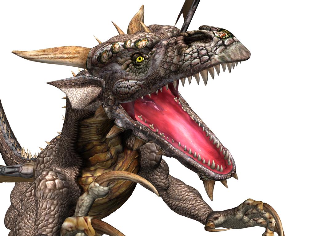 Дракон PNG фото