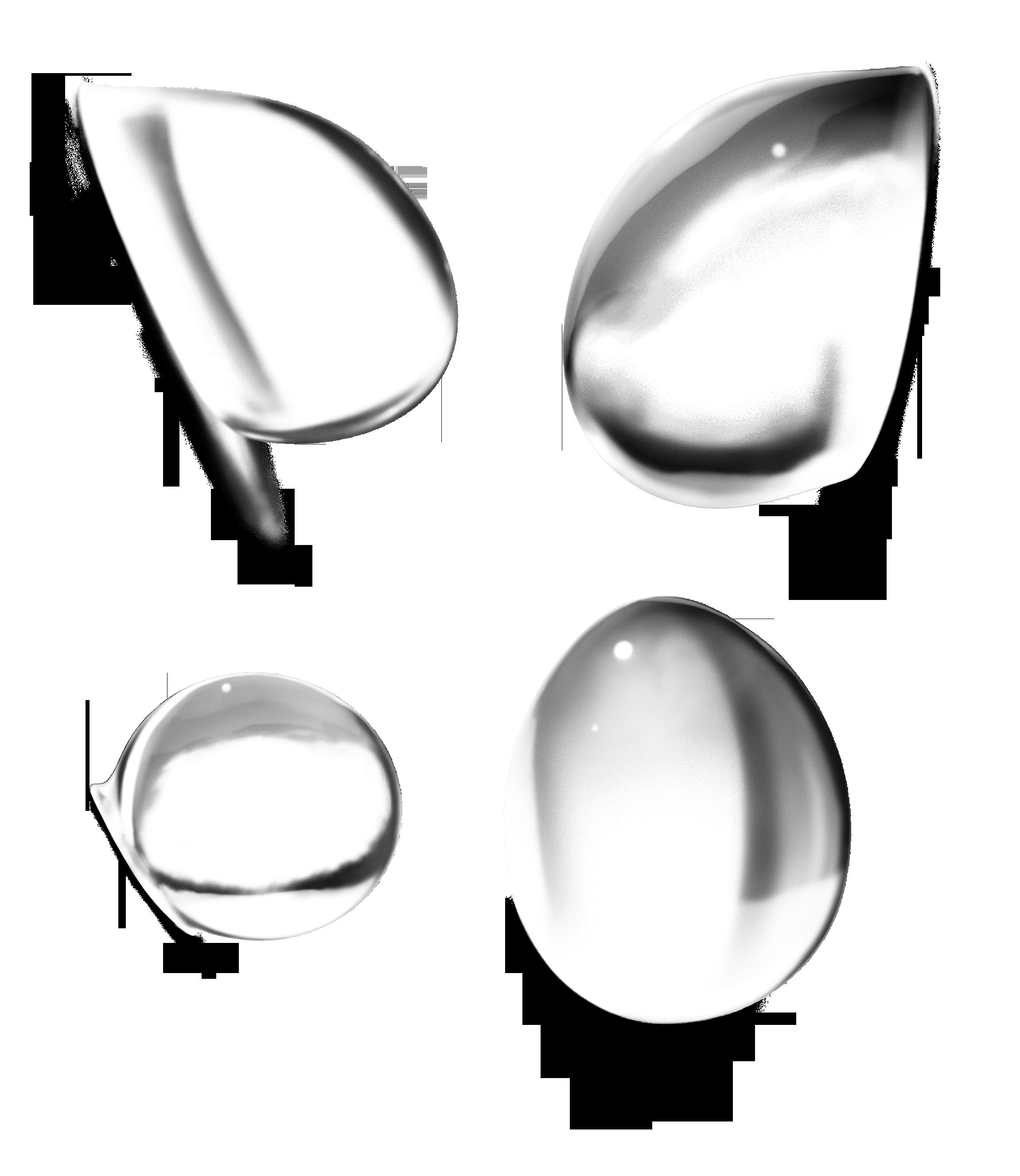 Drops PNG
