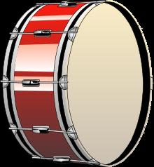 Барабан PNG