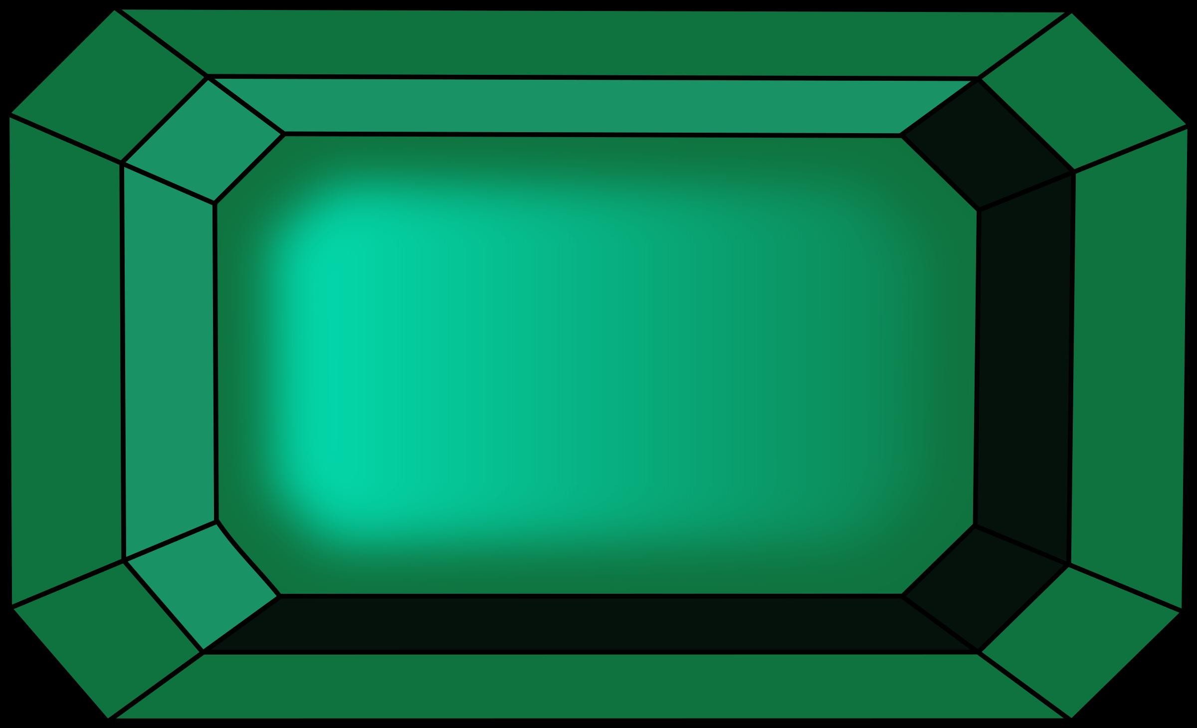 Изумруд PNG