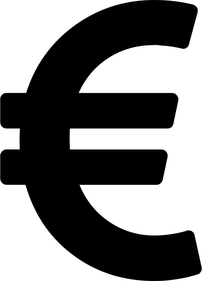 euro logo png pngimg com