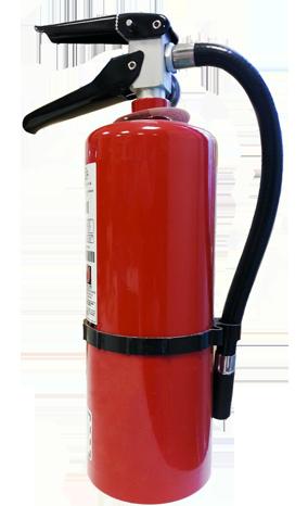 Огнетушитель PNG