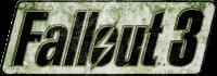 Fallout 3 логотип PNG
