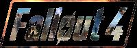 Fallout 4 логотип PNG
