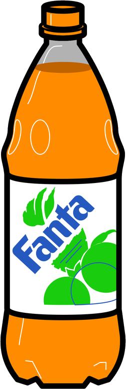 Фанта PNG