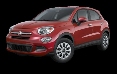 Fiat 500x PNG
