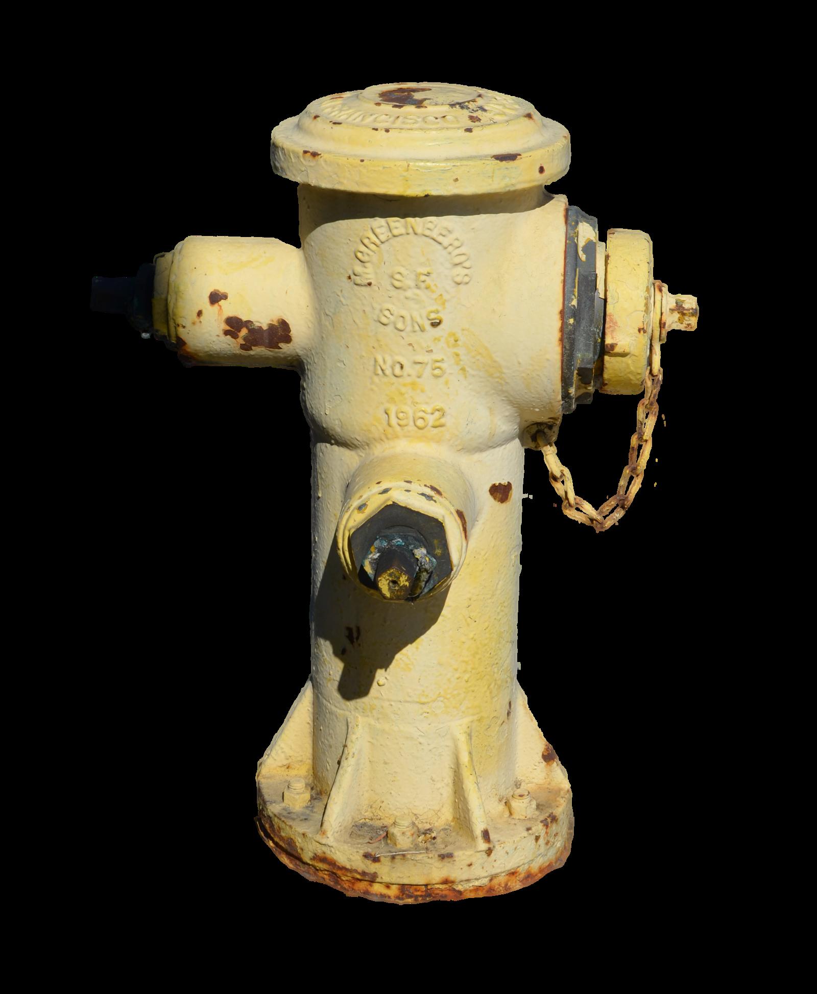 Пожарный гидрант PNG