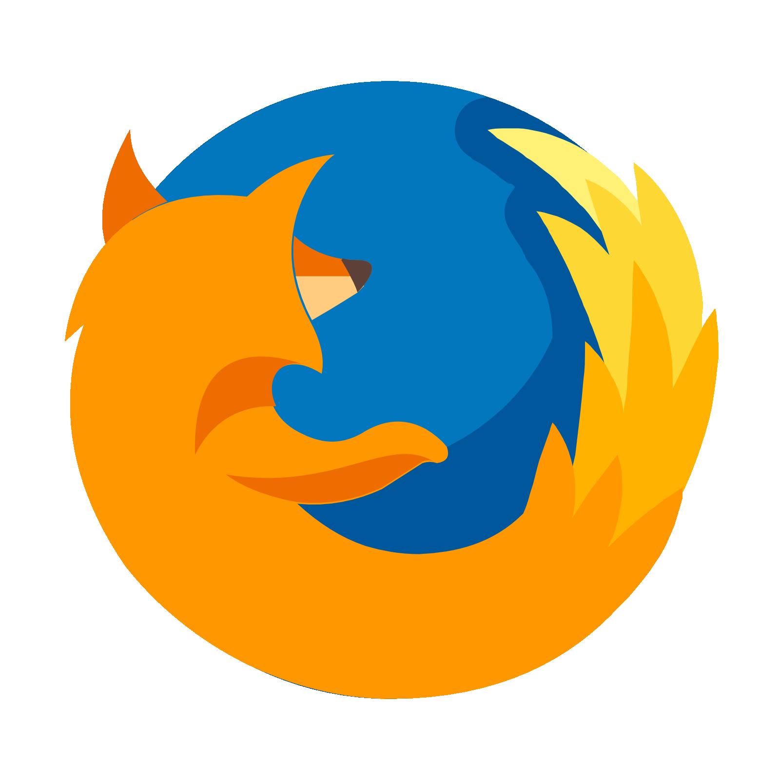 Firefox PNG логотип