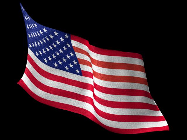 флаг Америки PNG