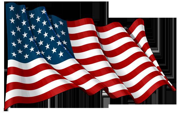 флаг США PNG