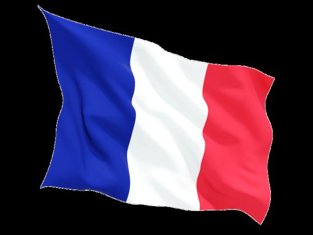 флаг Франции PNG