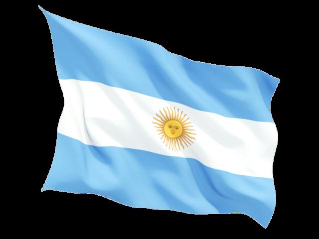 флаг Аргентины PNG