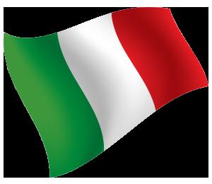 флаг Италии PNG