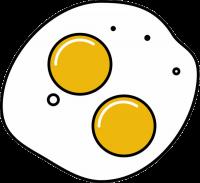 Яичница PNG