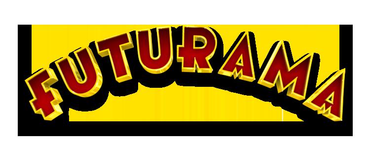 Футурама логотип PNG