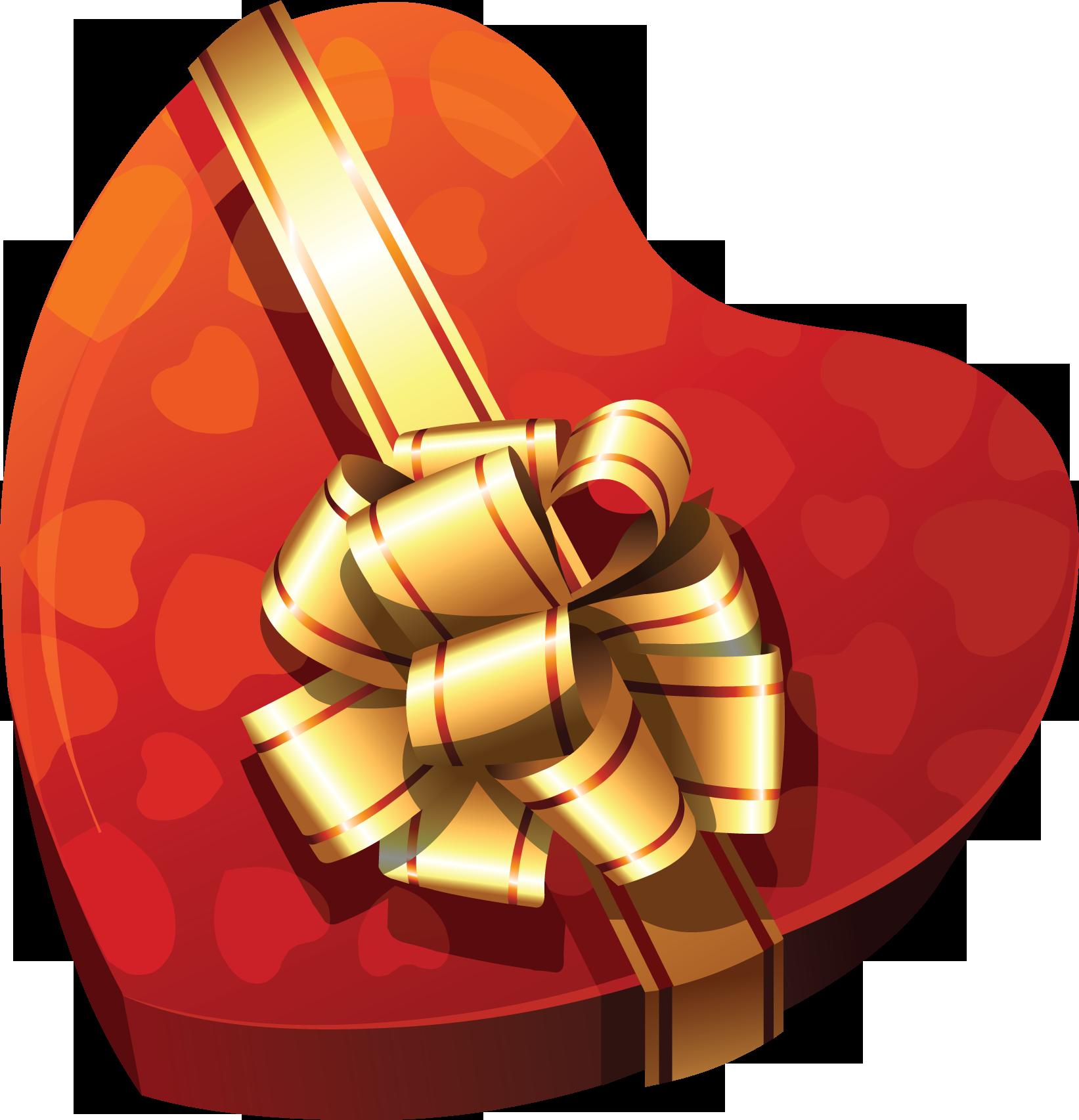 Подарок PNG фото
