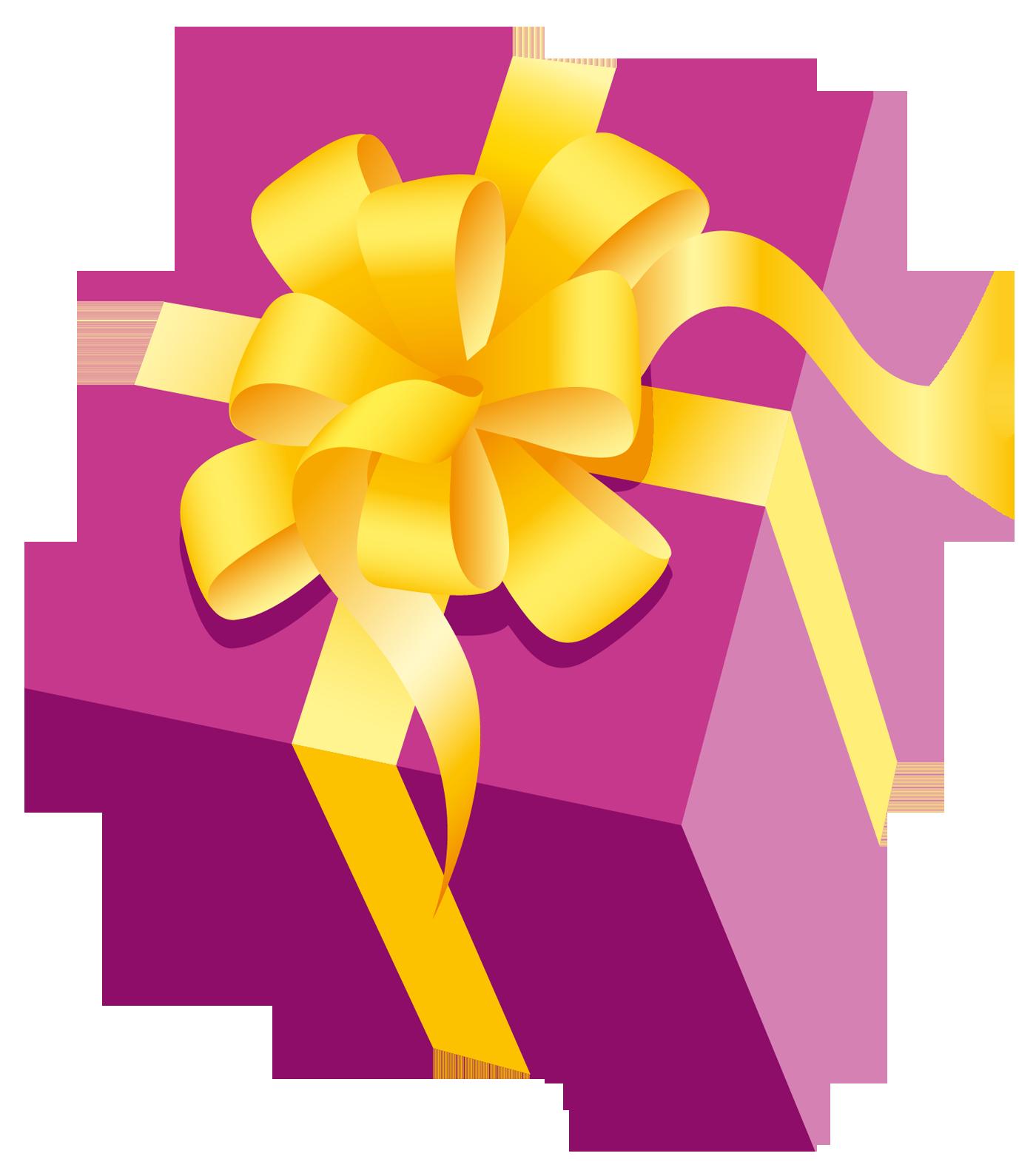 Коробочка с подарком png 58