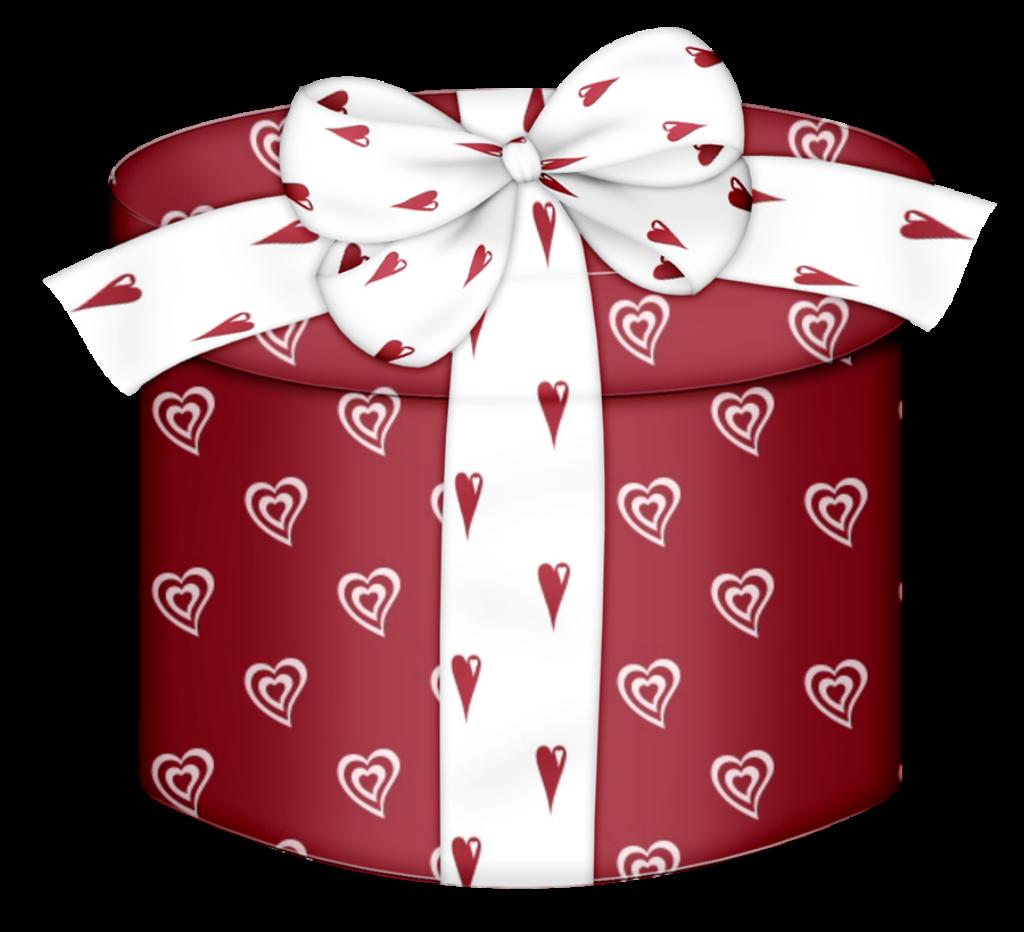 Подарок коробка PNG фото