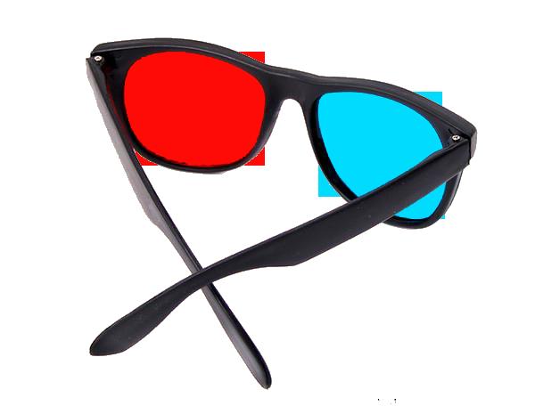 3D кино очки PNG фото