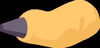 Клей PNG