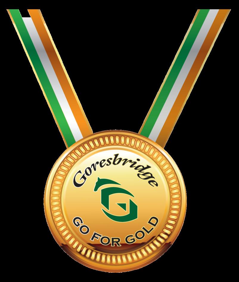 Золотая медаль PNG