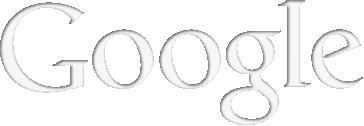 Google white logo PNG