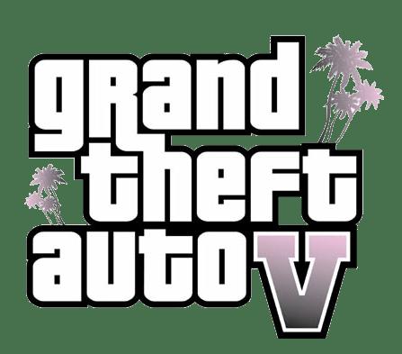 GTA 5 логотип PNG