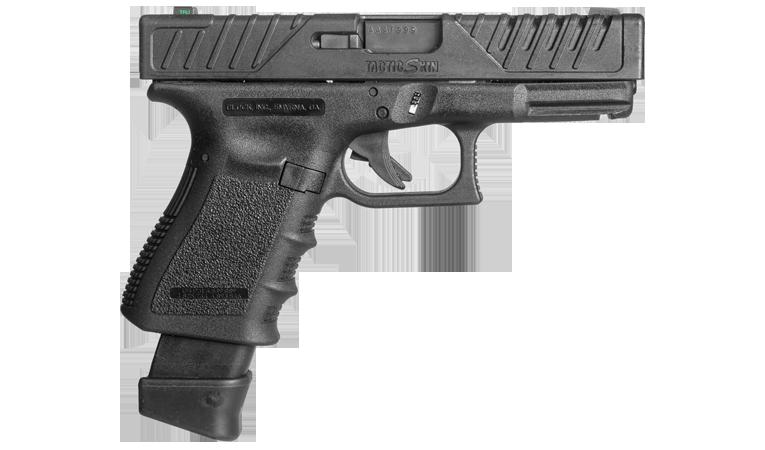 Glock 18 Handgun PNG image