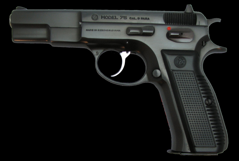 Beretta handgun PNG image