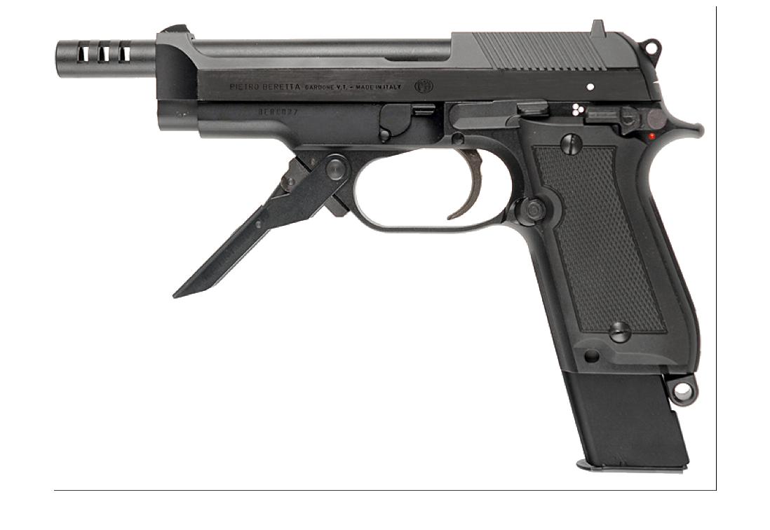 Пистолет Берета PNG фото
