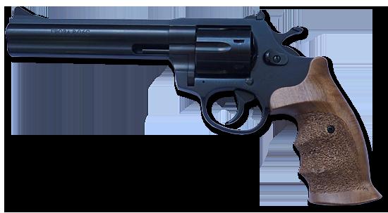 Револьвер  PNG фото